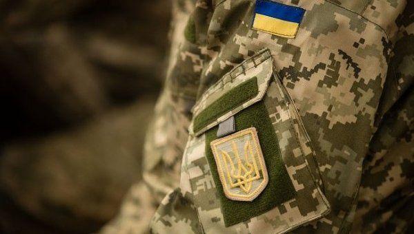 ВСУ понесли потери на Донбассе / фото Сайт президента Украины