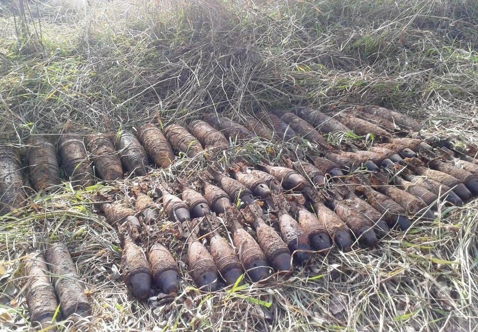 Всі знайдені боєприпаси знищені / фото dp.dsns.gov.ua