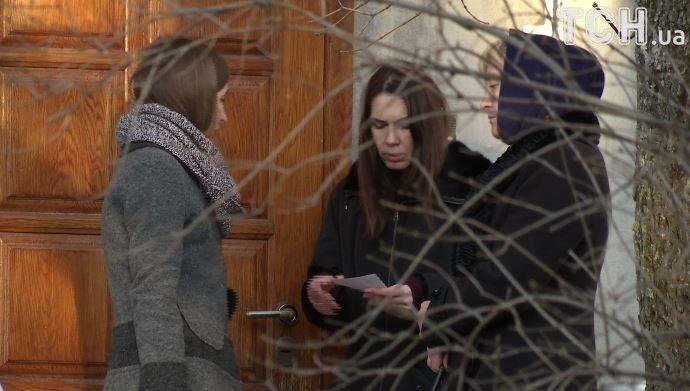 Мать Оксаны и Дианы встретилась с матерью Зайцевой / фото ТСН
