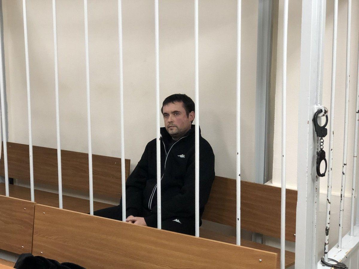 Дзюбак в суде сообщил, что пересёк границу для