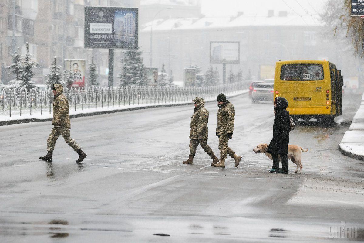 Аномальних опадів у грудні не очікується / фото УНІАН