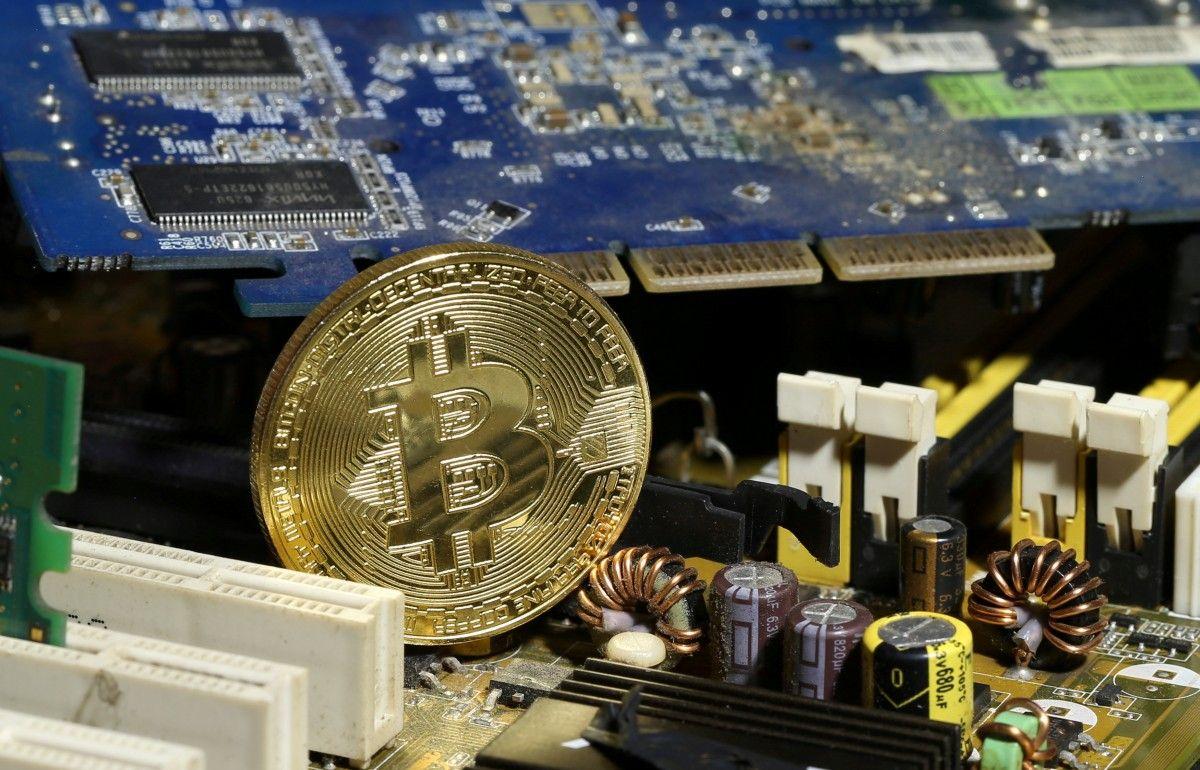 Україна робить ризиковану й сміливу ставку на Bitcoin / фото:REUTERS