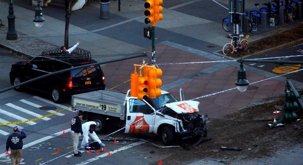 Терористична атака вцентрі Нью-Йорка: всі подробиці, фото і відео