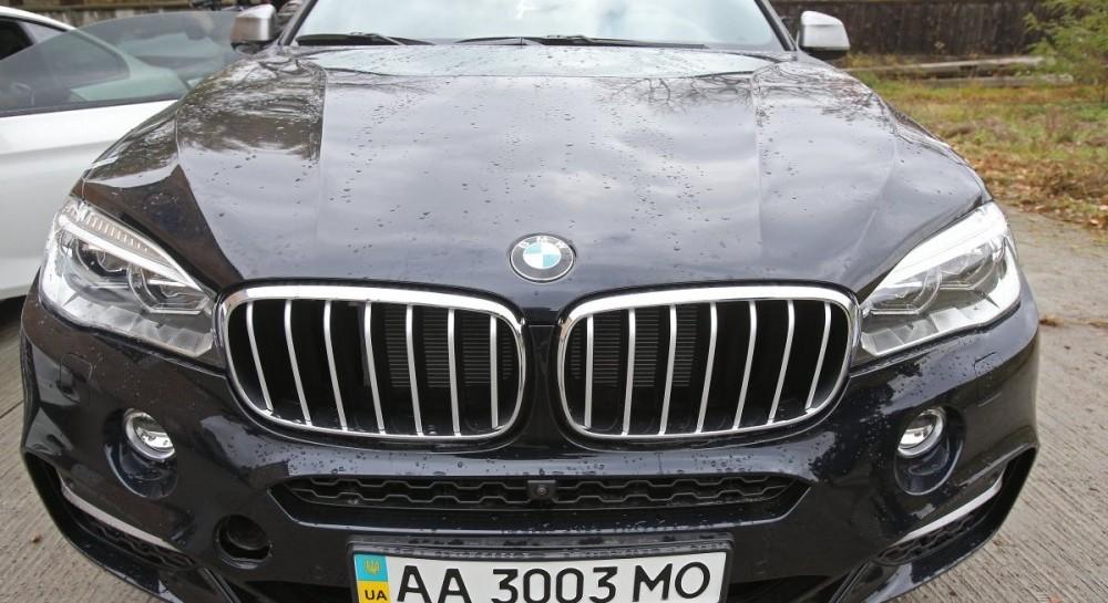 Нааукцион выставили 5 авто, арестованных по«делу Клименко»