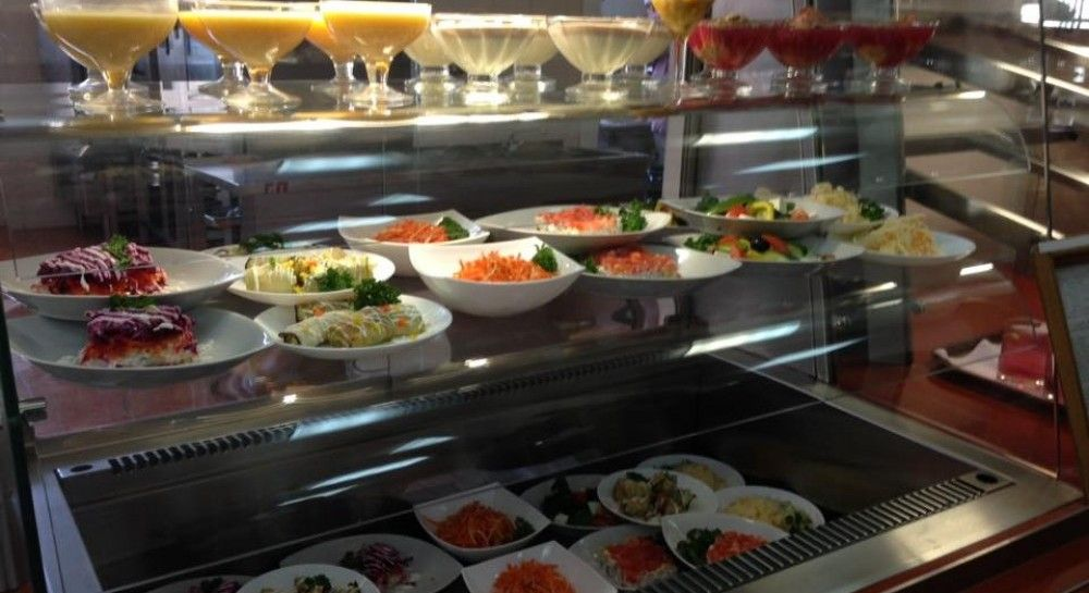 Столовая «под куполом»: Какие блюда заказывают народные избранники вРаде