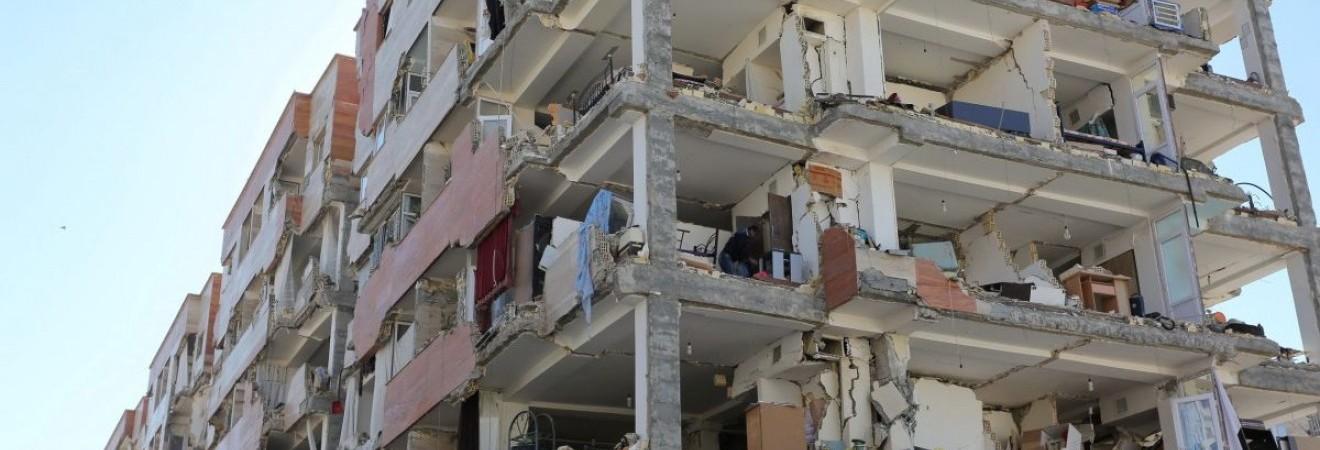 В Ірані оголосили день жалоби після землетрусу, повідомляється про понад 440 загиблих