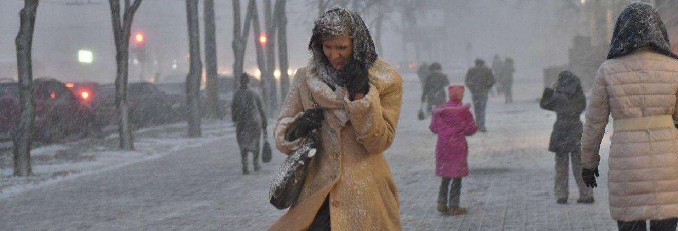 На Україну насувається небезпечний шторм зі Скандинавії – метеоролог