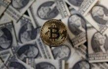 Курс биткоина обвалился более чем на $2 тысячи за день