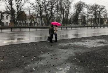 Погода на тиждень в Україні: похолодання принесе дощі та мокрий сніг (карта)