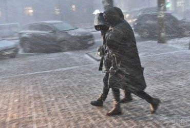 Українців попереджають про погіршення погоди: завтра місцями намете до шести сантиметрів снігу