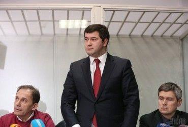 У ДФС пояснили, що Насіров у суді відмовився від вимоги поновлення на посаді