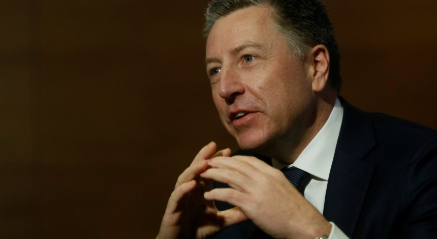 Volker announces talks with Ukraine on sale of U.S. weapons