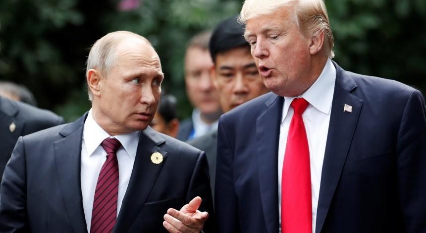 Названо дату зустрічі Путіна й Трампа, на якій вони обговорять Україну