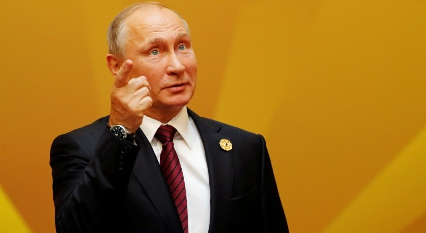 Putin claims military operation in Syria nearing completion