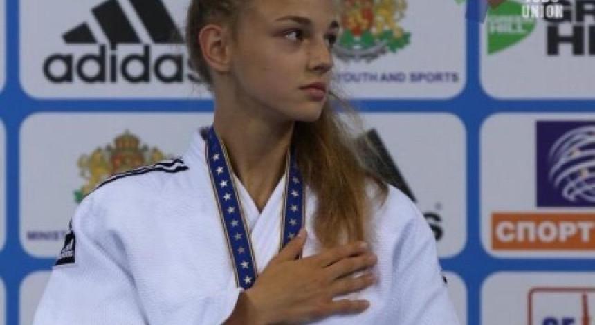 Українка Дар'я Білодід виграла турнір серії Гран-прі з дзюдо
