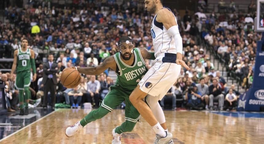 """""""Бостон"""" в овертаймі матчу НБА обіграв """"Даллас"""" завдяки 47 очкам Ірвінга"""