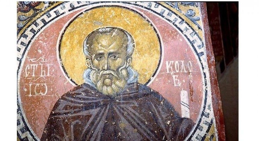 22 ноября православные христиане чтят память преподобного Иоанна Колова