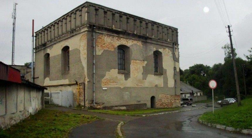 Луцька синагога за рішенням суду стала частиною заповідника