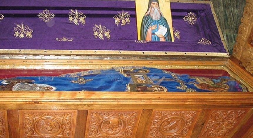 До Києва вперше прибудуть мощі преподобного Паїсія Величковського