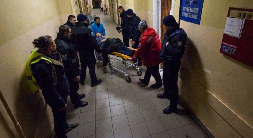 В Днепре секретарь набсовета при УСБУ подстрелил человека - СМИ (фото)