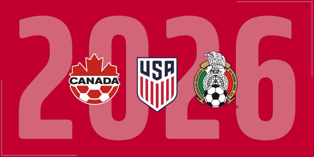 США, Канада и Мексика совместно проведутЧМ по футболу / Inside the Games