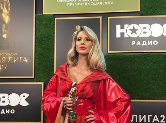 Лобода активно гастролює в РФ / Instagram