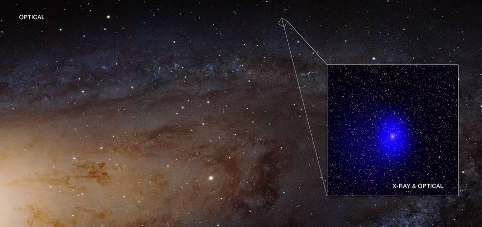 Черные дыры могут слиться уже через 360 лет / фото nasa.gov
