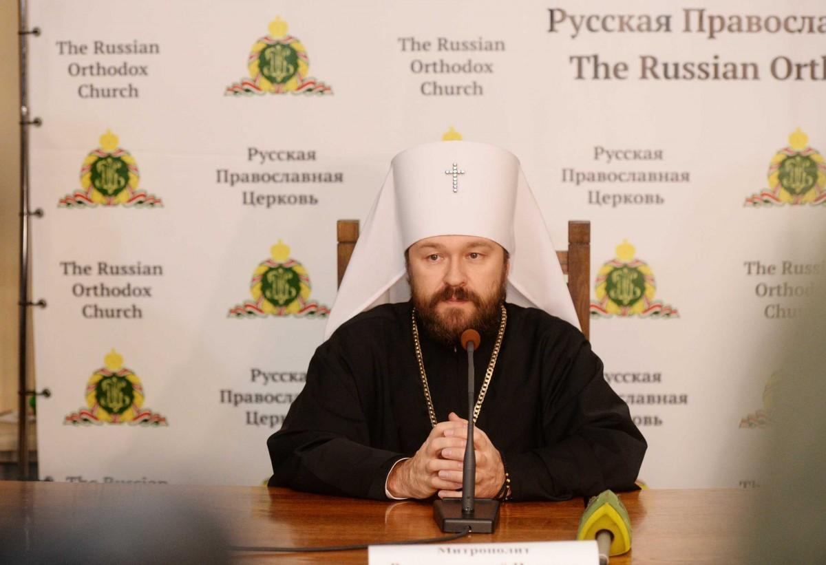 ВРПЦ готовы к разговору сглавой непризнанного Киевского патриархата Филаретом