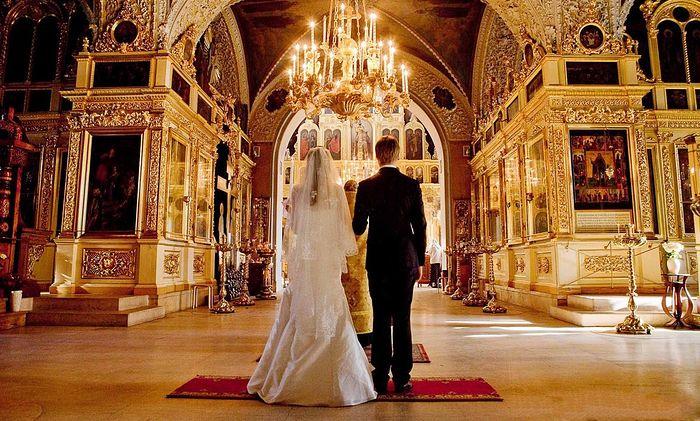 Венчание в церкви от А до Я: все, что нужно знать