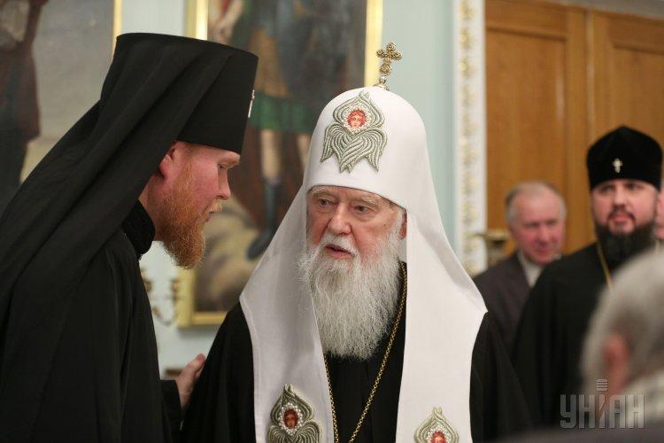 РПЦ рассчитывает на продление разговора снепризнанным Киевским патриархатом