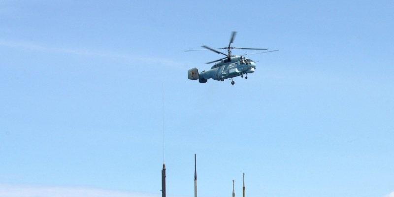 Вертоліт Ка-27 / Фото УНІАН