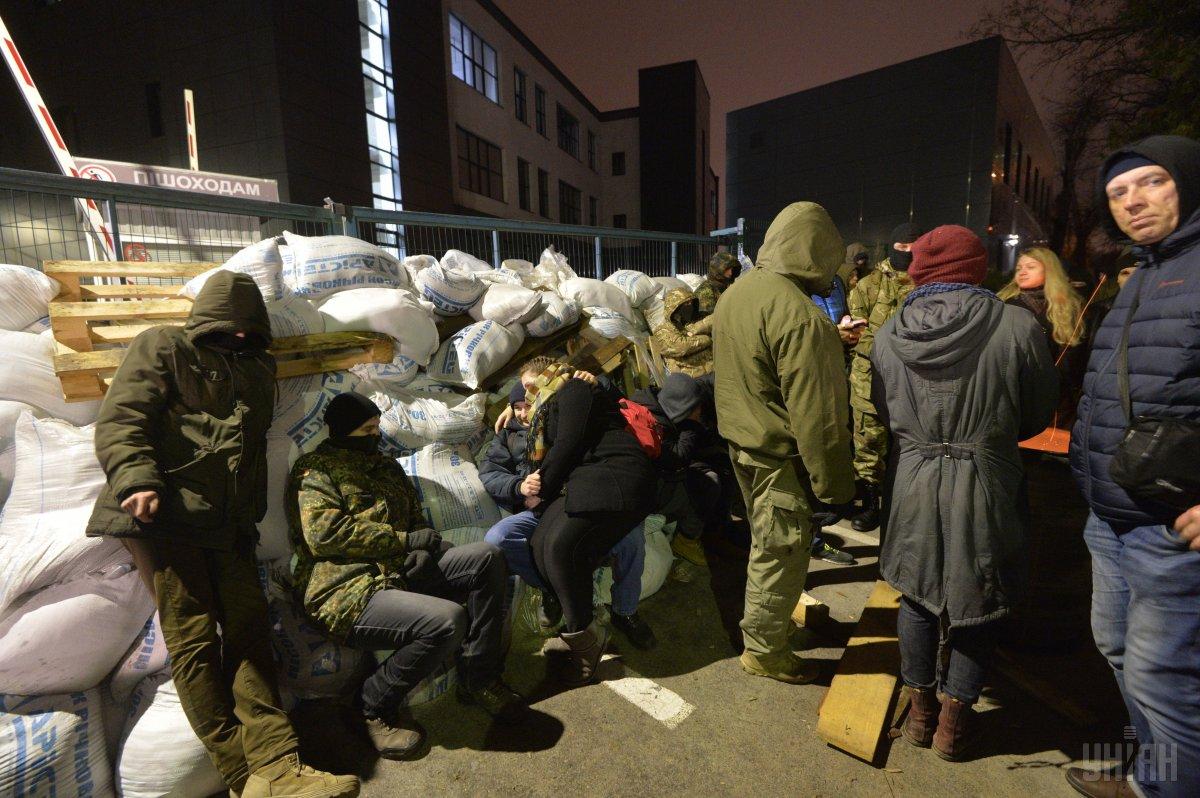Блокування NewsOne: Аваков закликав активістів припинити акцію