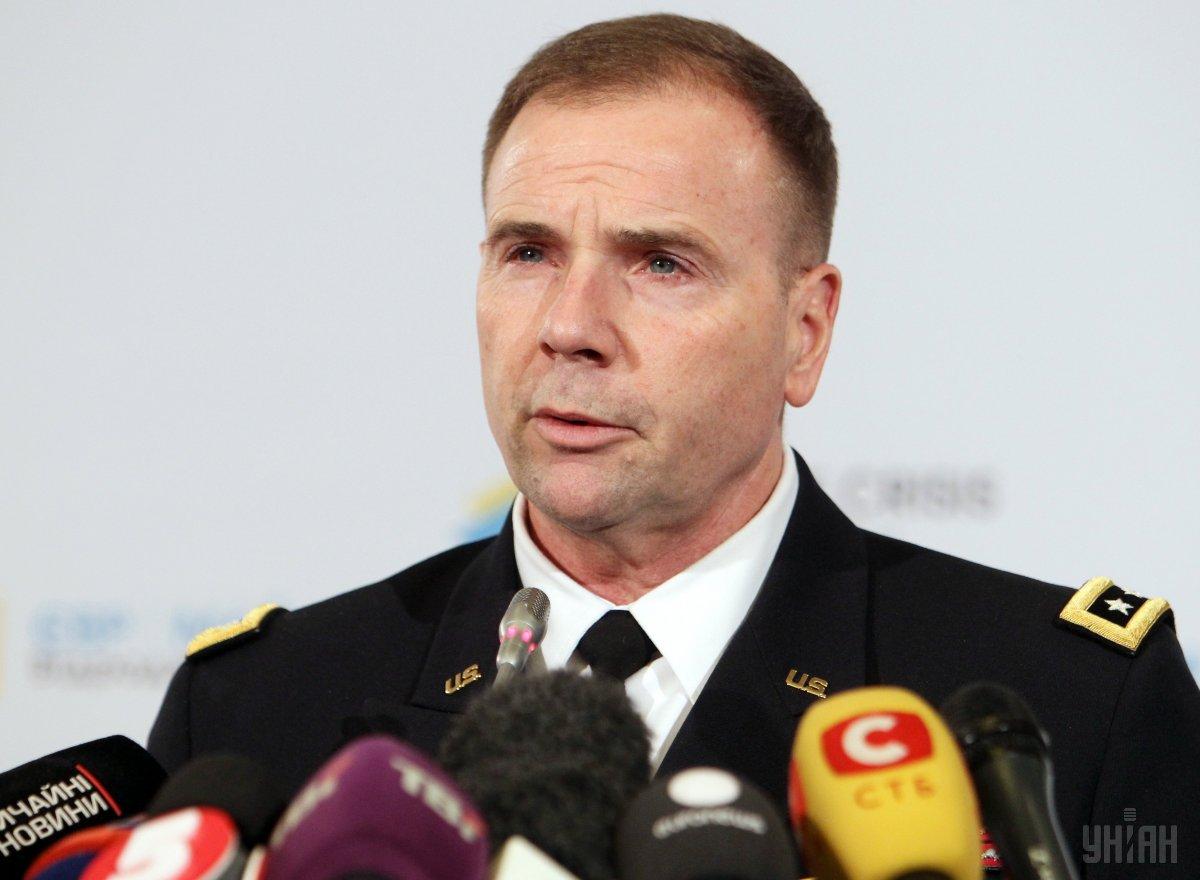 Ходжес также призвал Германию выделить на оборону больше средств / фото УНИАН