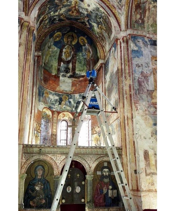 Гелатский монастырь Богородицы близ Кутаиси / newsgeorgia.ge