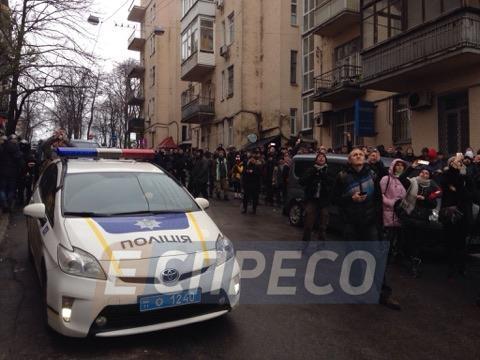 Экс-президента Грузии уже задержали / фото Эспрессо