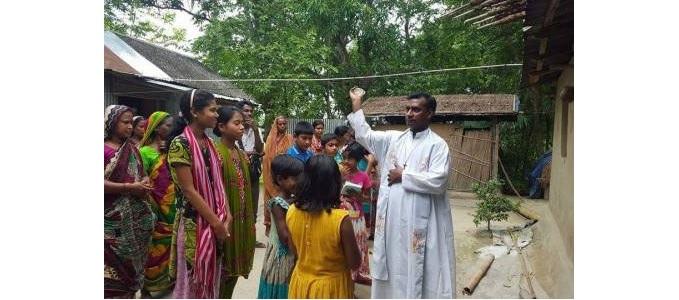 Католический священник из Бангладеш / Благовест-инфо