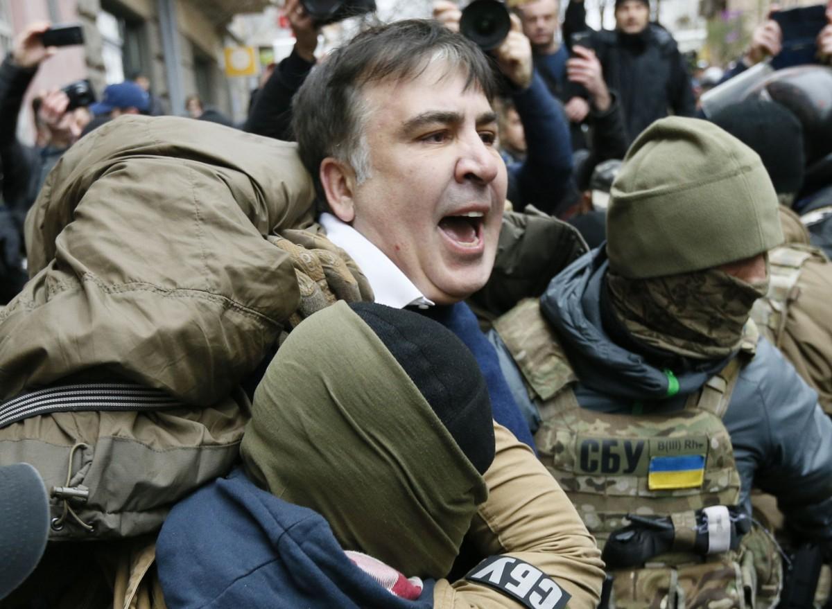 Михеїл Саакашвили / REUTERS