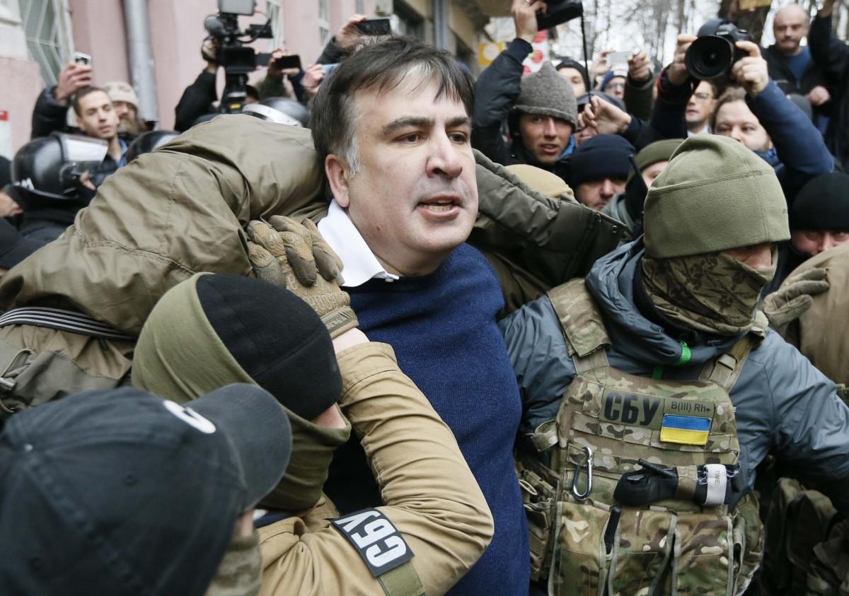Михеил Саакашвили / REUTERS