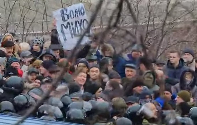 Саакашвили отрицает связи с Курченко / Скриншот