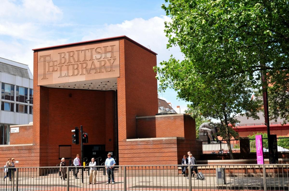 Британская библиотека / london.zagranitsa.com
