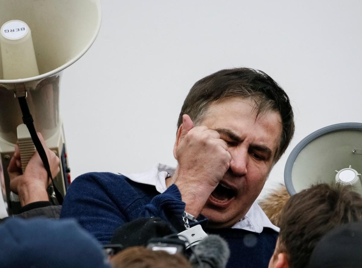 «Покажу, как может умирать президент»: Саакашвили готов продолжать голодовку