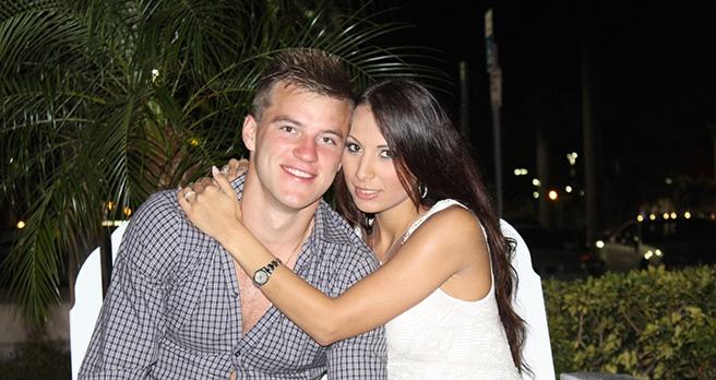 Андрей ярмоленко женился фото