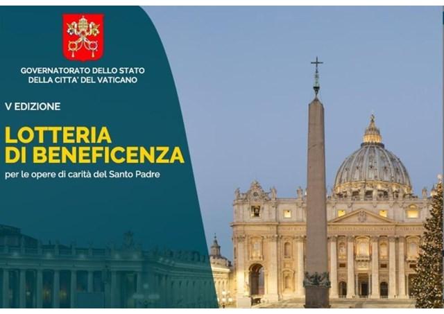 В Ватикане проводится очередной выпуск благотворительной лотереи / ru.radiovaticana.va