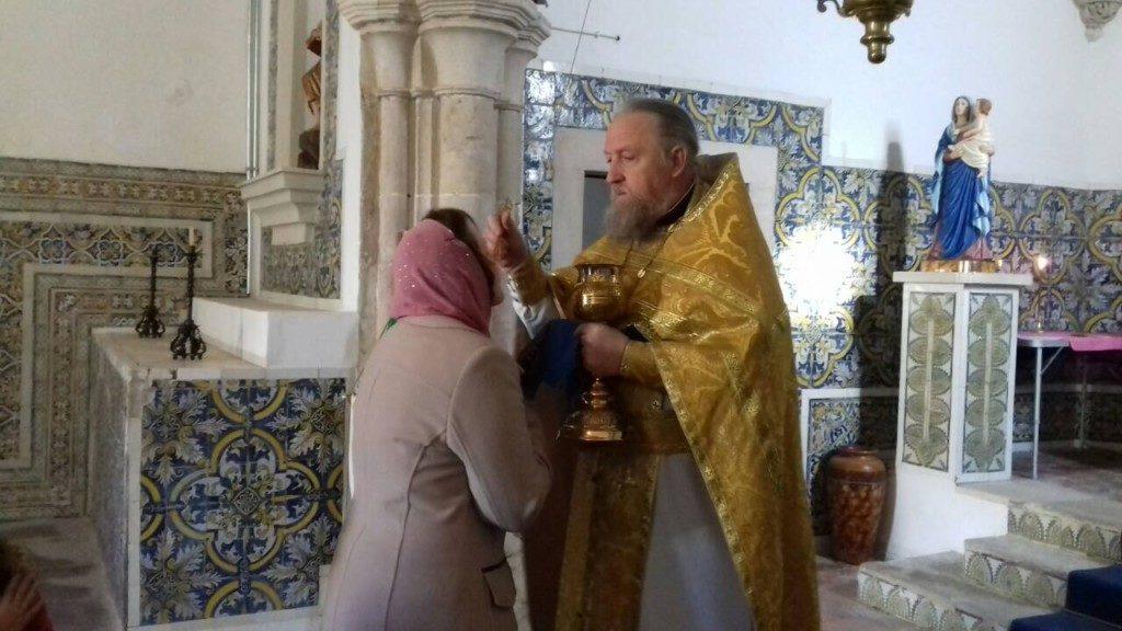 В Португалии УПЦ открыла две новые приходы / news.church.ua