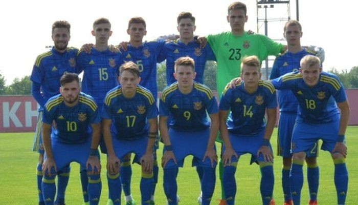 Збірна України (U-19) зіграє в еліт-раунді Євро-2018 в Румунії / ffu.org.ua