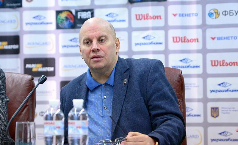 Михаил Бродский продолжит возглавлять ФБУ / fbu.ua