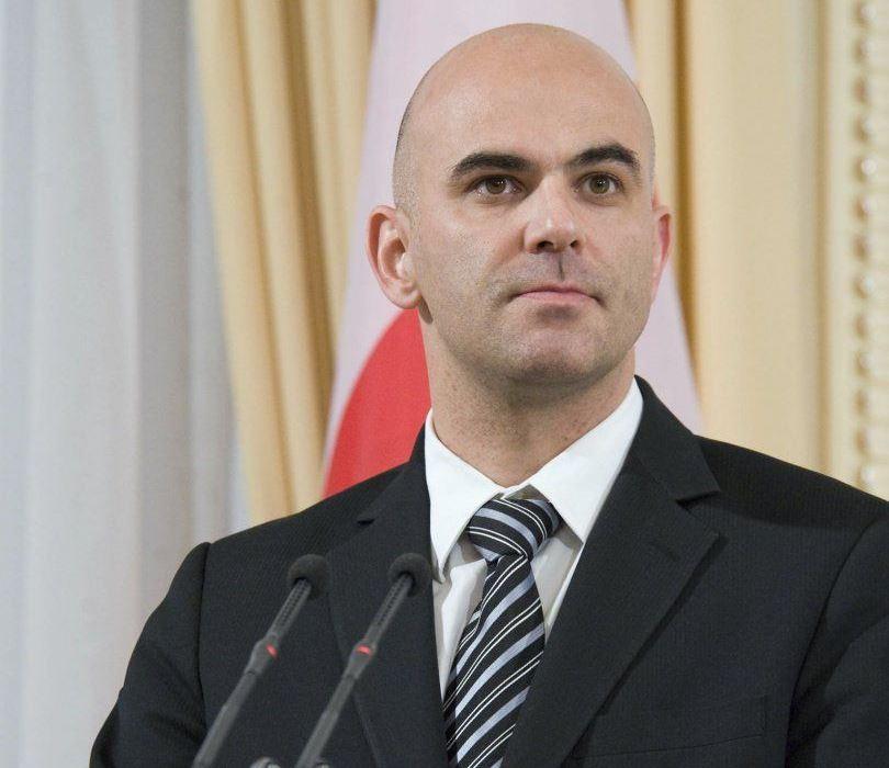 Берсе является членом Социал-демократической партии Швейцарии / фото УНИАН