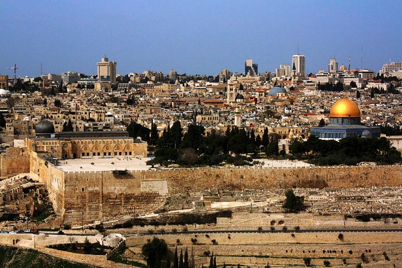 Иерусалим / gexly.com