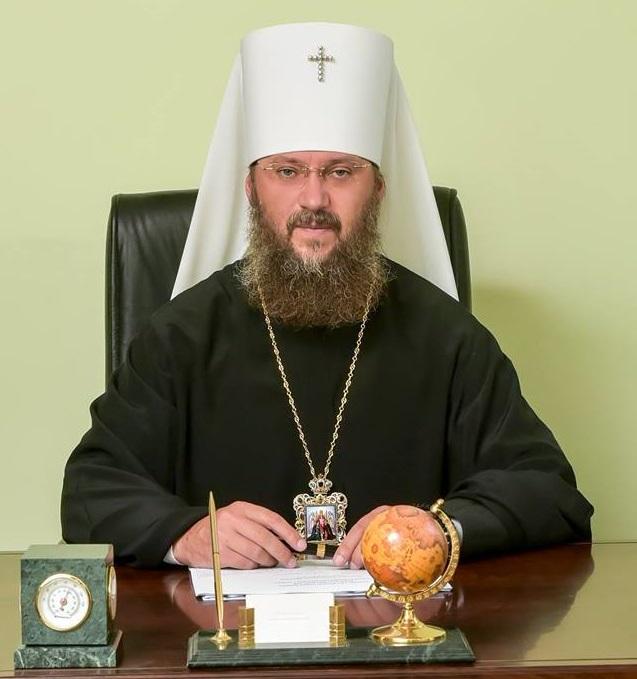 Митрополит Антоній / news.church.ua