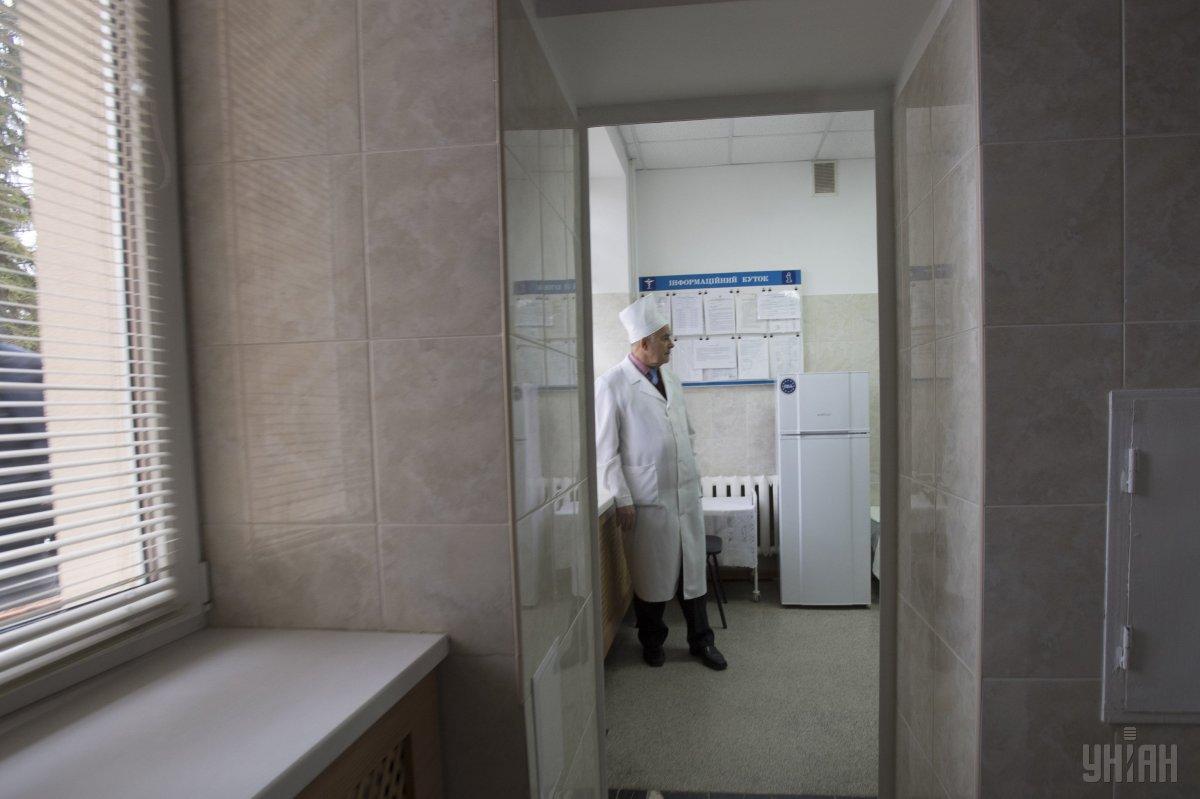 Госпитализация детей началась с 7 сентября / фото УНИАН